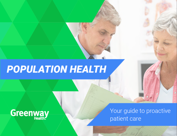 Population Health ebook cover