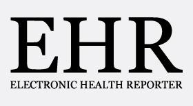 Logo of Electronic Health Reporter, an award-winning health IT blog.