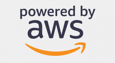 Powered By AWS Logo Teaser